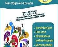 Fête des associations à Bosc - Roger